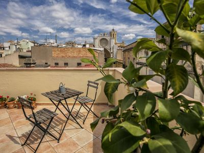 Photo for Top-flor apartment in old quarter Tarragona