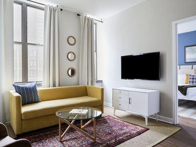 Photo for Sonder | Liberty Place | Peaceful 2BR + City View