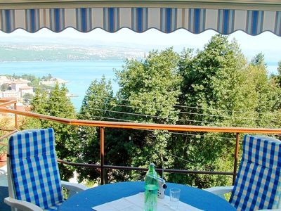 Photo for Apartments Miljenko, (9304), Opatija, Opatija riviera, Croatia