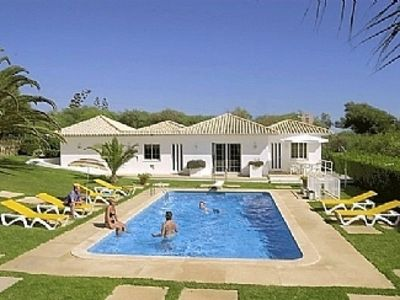 Photo for Wonderful Villa, aprox 50meters from the Beach, with Private Pool (opt Heated)