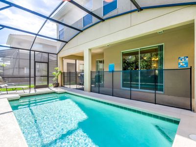 Photo for Coastal Paradise Retreat w/ pool, 10 min to Disney