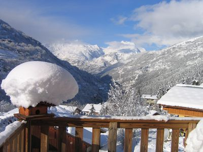 Photo for Chalet village of Ste Foy, ideal for touring the Haute Tarentaise