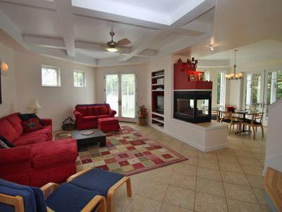 Photo for Pet Friendly 6BR 4 BA Home in Rehoboth 2 blocks to the Beach, 5 Mins to town w/Free Golf and More!