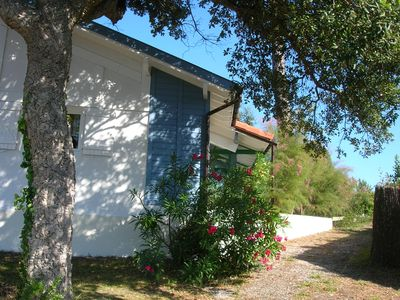 Photo for Beautiful 3 bedroom house, 150m from golf and tennis. Neighborhood Pignada.
