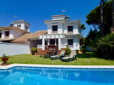 Photo for Perfect Villa for your holidays at the beach for 8 people with private pool
