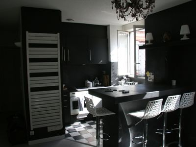 Photo for Adorable T3 with terrace in the heart of Biarritz renovated