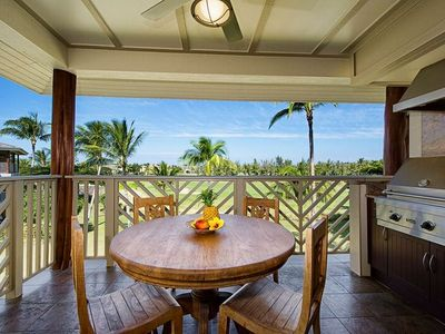 Photo for Beautiful Penthouse Villa ! Best View!  $50 Golf + Everything you need. 2BR 2BA