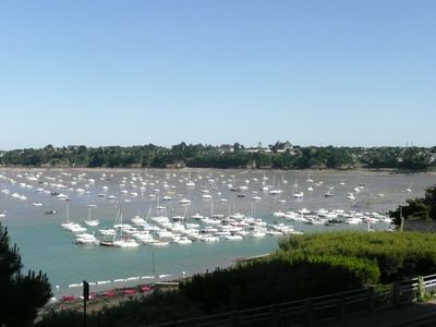 Photo for One bedroom Apartment, sleeps 3 in Dinard with WiFi