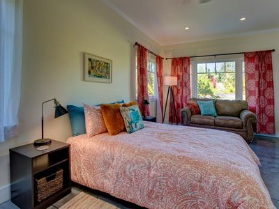 Photo for Gorgeous Studio on Private, Beautifully Landscaped Acre - 1 Bed/1 Bath