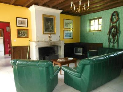 Photo for Vacation home Le Harras in Vouvant - 8 persons, 3 bedrooms