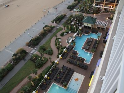 Photo for Fabulous Ocean Front Resort  - Virginia Beach, VA