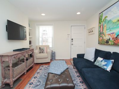 Photo for Elaborate Trinity w/Rooftop Views! 2 Full Baths!