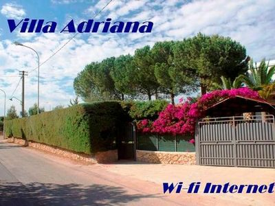 Photo for Holiday house Lido di Noto for 4 - 6 persons with 3 bedrooms - Holiday house