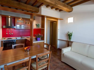 Photo for Apartment in Gubbio with Internet, Air conditioning, Lift (921435)