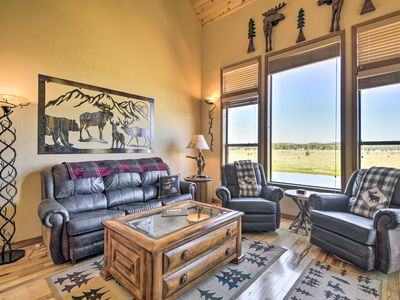 Photo for NEW! Pagosa Springs Townhome w/ View: Hike + Fish!