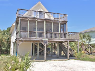Photo for Innisfree - 3 Bed / 3 Bath Gulf View Home in Indian Pass