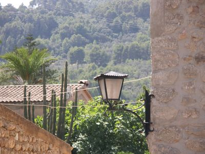 Photo for House with swimming pool in the heart of the village of Soller