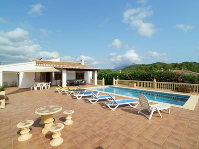 Photo for Benitachell Holiday Home, Sleeps 6 with Pool, Air Con and Free WiFi
