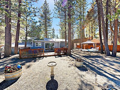 Photo for New Listing! Peaceful Retreat w/ Fenced Yard -- Near Snow Summit, Zoo & Lake