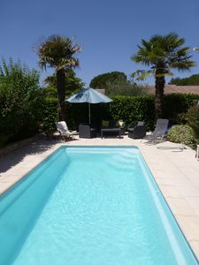 Photo for Splendid Villa- Heated Pool Private-3 Double Bedrooms & 2 Bathrooms
