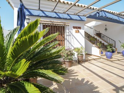 """Photo for Cozy Holiday Home """"Casa La Torre"""" with Wi-Fi, Air Conditioning & Terrace; Parking Available"""