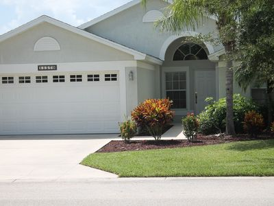 Photo for Single Family Home, Heated Pool, in Stoneybrook Gated Golf Community