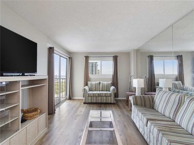 Photo for Regency Towers 403, 3 Bedrooms, Beach Front, WiFI, Pool Access, Sleeps 8