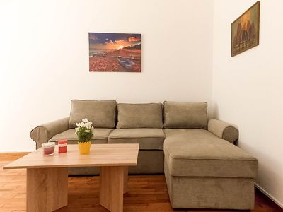 Photo for Bright, comfort and simple apartment in the center of Athens