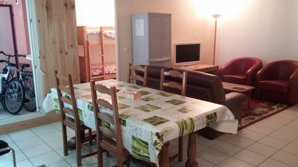A furnished rented F2 Rouen