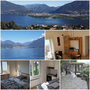 Photo for Fantastic apartment on Lake Maggiore