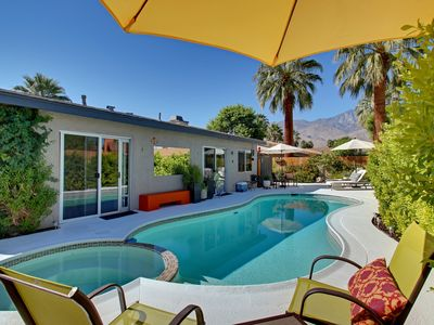 Photo for Flawless Contemporary 3BR w/ Gorgeous Mountain Views & Private Pool