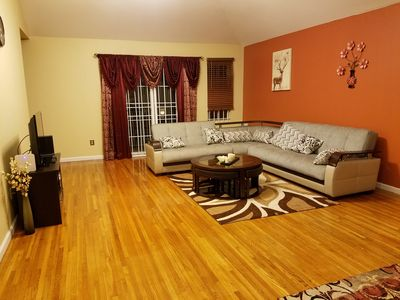 Photo for Beautiful Spacious 3BR Apt. With Free Parking