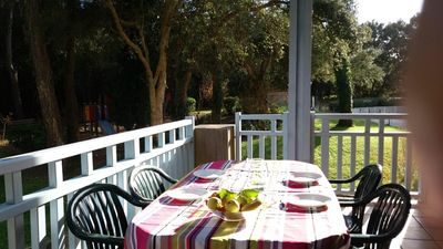 Photo for 2BR Apartment Vacation Rental in Soustons, Nouvelle-Aquitaine