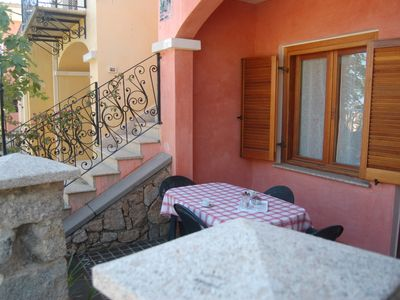 Photo for Le Bouganville 6 to 350 meters from the sea 2/3 beds