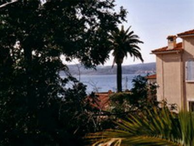 Photo for L'Oustaoutou, apartment in a charming house on the French Riviera