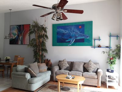 Photo for Luxury condo lake tarpon