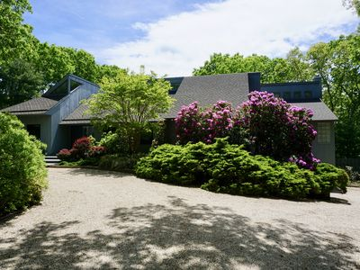 Photo for East Hampton Beauty,  Newly Renovated, 4BR Contemporary all with Ensuite Baths!