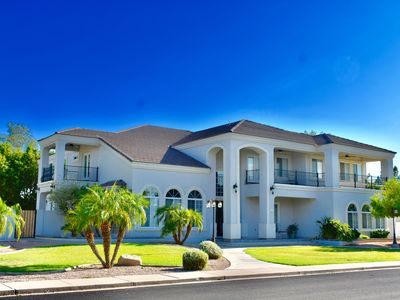 Photo for Luxurious Spacious Villa - 3 Master Suites - 5 Bedroom/5 Bath - Business Center