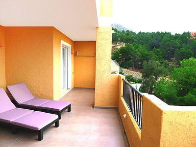Photo for Apartment Los Lirios III in Altea - 4 persons, 2 bedrooms