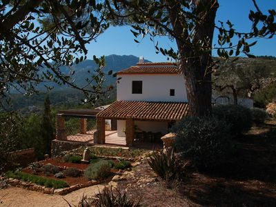 Photo for Old Spanish Farm and now Ibiza Style Holiday House 'Finca Iris'