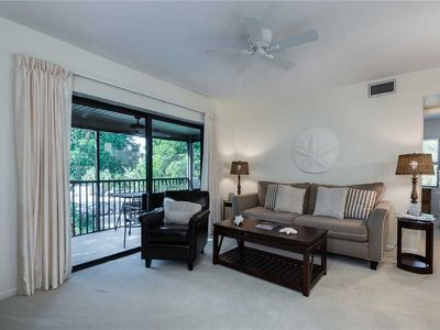 Photo for #212 Sanibel Moorings Courtyard View