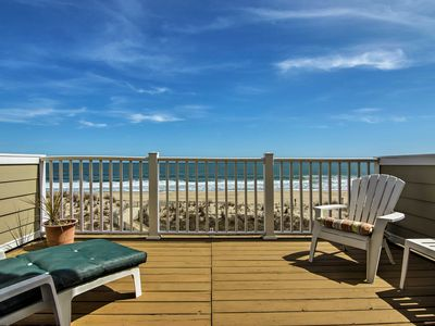 Photo for NEW! Oceanfront Ocean City Condo w/Stunning Views!
