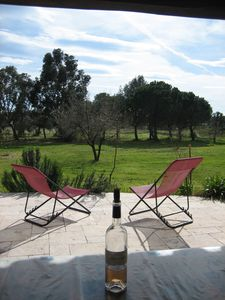 Photo for Large Provencal villa, very quiet 1.5 km from the beach