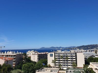 Photo for Bright 3P 75 m2 sea view panorama