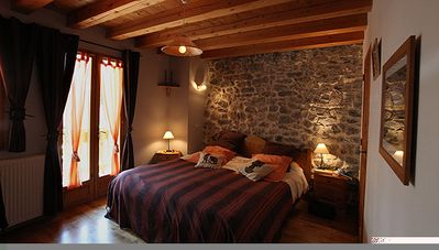 Photo for La Montagnolle, Bed and Breakfast La Roche Méane - Sylviane Berthet