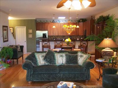 Plush and Comfortably Appointed Great Room
