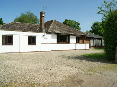 Photo for Large detached property with stunning views and own indoor heated swimming pool