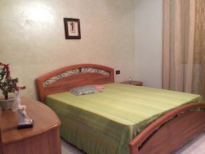 Photo for Spacious apartment in the town center a few meters from the Balestrate beach