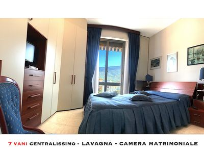 Photo for Apartment in the center and near the sea