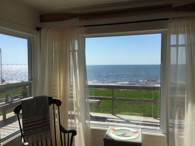 Photo for Sand & Sea Cottage on Private Waterfront, PEI
